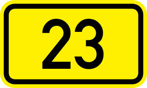 23 one