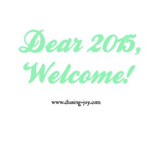 Dear 2015 1