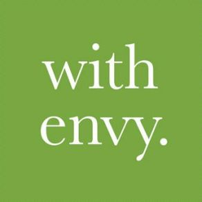 with envy
