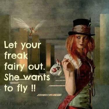 Freak fairy